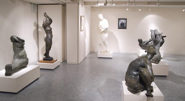 Gallery健 金子健二 彫刻展